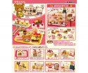 Re-ment SAN-X Rilakkuma Bear Tea Time Desset Cake Shop