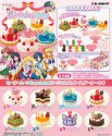 Re-ment Miniature Sailormoon Birthday Cake Set