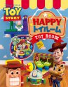 Re-Ment Miniature Toy Story HAPPY toy room Set ( NO LARGE BOX)