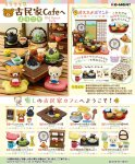 Re-ment Miniature SAN-X Rilakkuma Old House Cafe Set