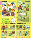 Re-ment Miniatures Moomin Happy Garden Set