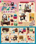 Re-ment Japanese Miniature Modern Girl Set