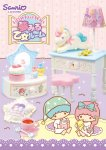Re-ment Miniature Sanrio Little Twin Stars Dream Room Set